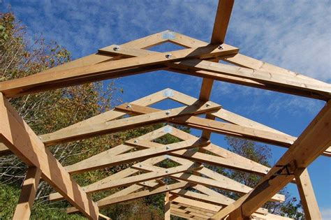 DIY Scissor Truss Design