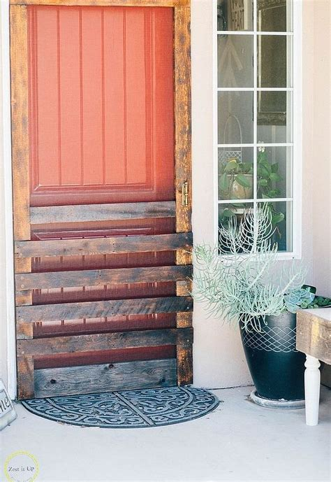 DIY Screen Door Projects