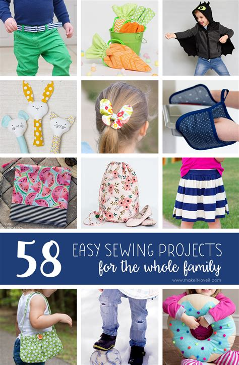 DIY Sewing Projects For Toddlers