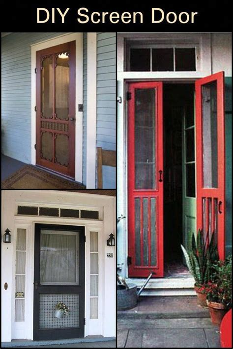 DIY Side Entrance Door Woodworking