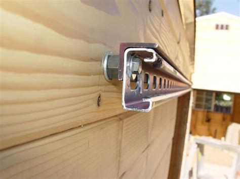 DIY Sliding Barn Door Track
