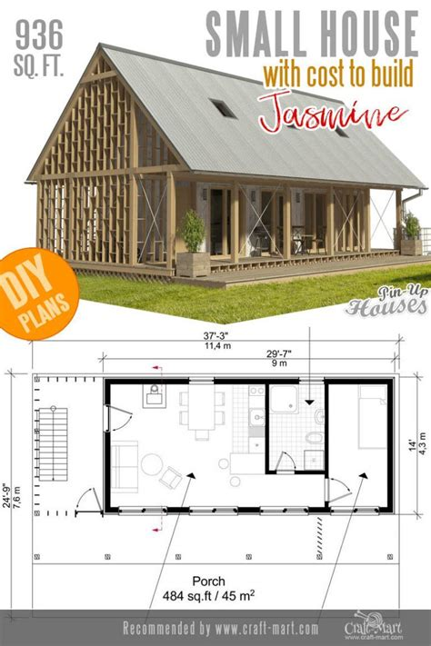 DIY Small Cottage Plans