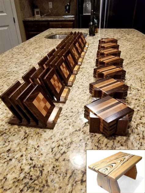 DIY Small Wood Gift Projects