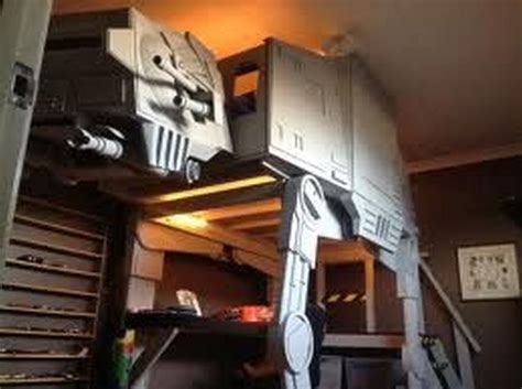DIY Star Wars Bed Plans