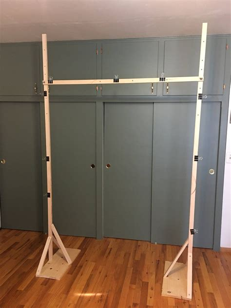 DIY Studio Backdrop Stand