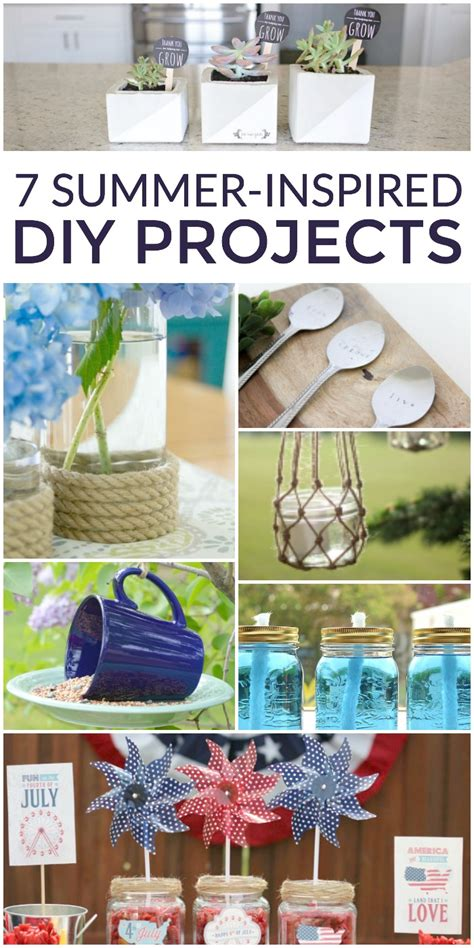 DIY Summer Home Projects