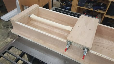 DIY Table Saw Lathe