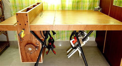 DIY Table Saw Parts