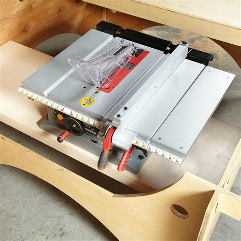 DIY Table Saw Top