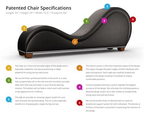 DIY Tantra Chair Plans