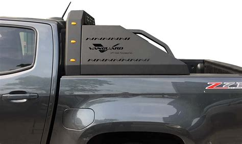 DIY Truck Bed Roll Bar