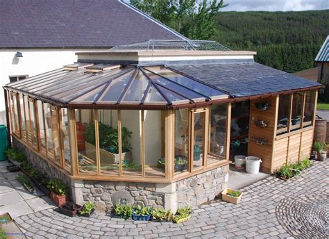 DIY Upvc Lean To Greenhouse