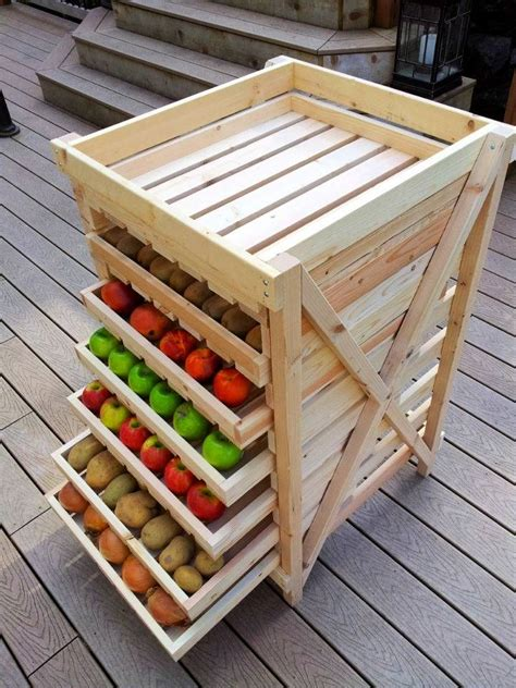 DIY Vegetable Drying Rack