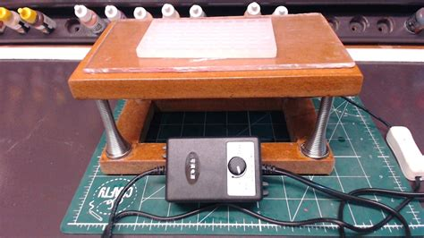 DIY Vibrator Table