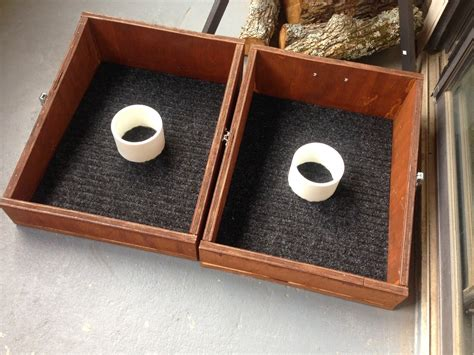 DIY Washer Boxes