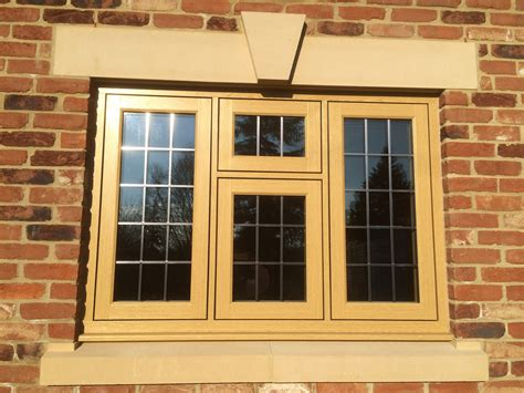 DIY Wood Casement Windows