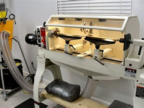 DIY Wood Lathe Dust Collector