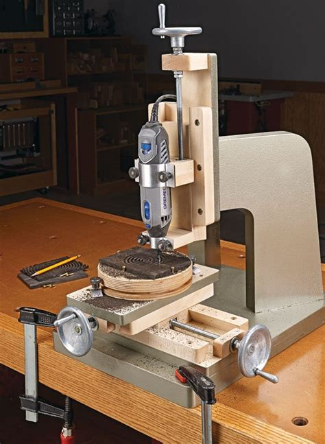 DIY Wood Milling Machine
