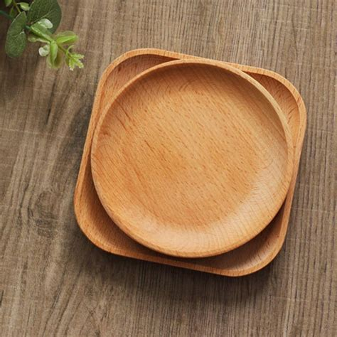 DIY Wood Plate Rounds