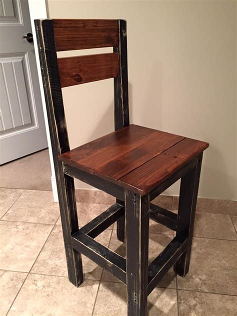 DIY Wooden Dining Chair