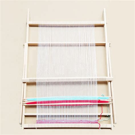 DIY Wooden Frame Weaving Loom