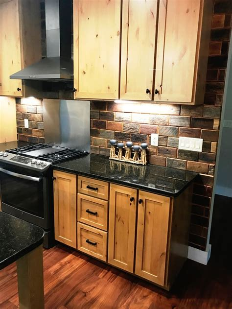 DIY Wooden Kitchen Furniture