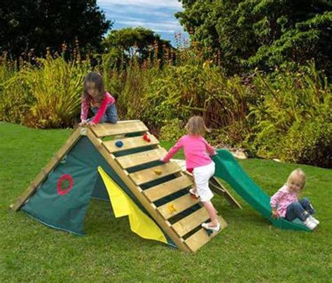 DIY Wooden Outdoor Toys