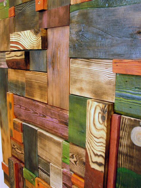 DIY Wooden Painting Panels