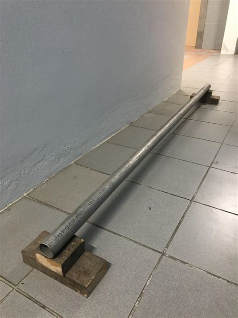 DIY Wooden Skate Rail