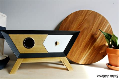DIY Wooden Speaker Box