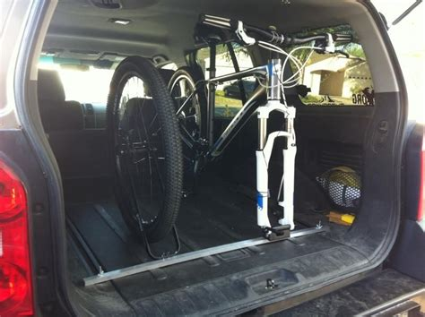 DIY Xterra Bike Rack