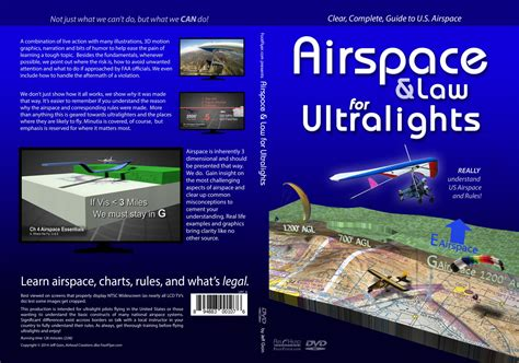 DVD Airspace & Law for Ultralights