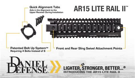 Daniel Defense Introduces The Newly Designed Ar15 Lite And 1911 Magazine Well Filler Extended 1911 Auto Brownells