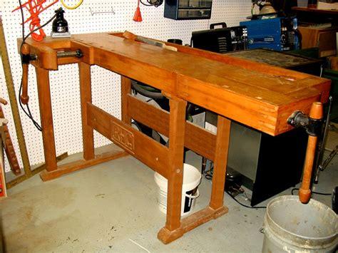 Danish-Woodworking-Bench