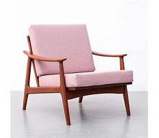 Best Danish mid century chair