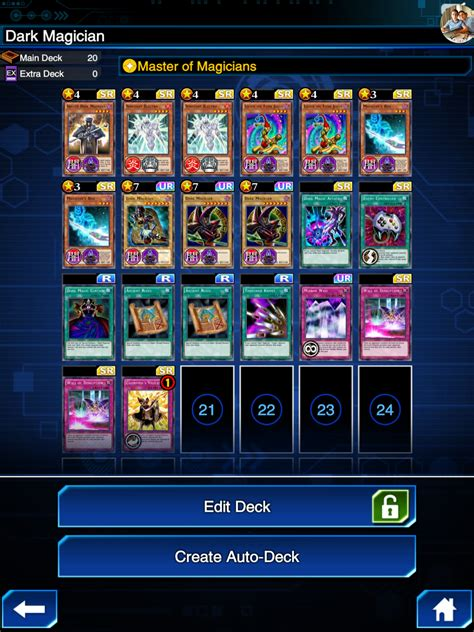 Dark Magician Deck Build Duel Links Pc