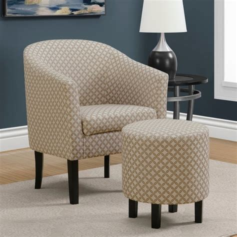 Dark Taupe Accent Chairs