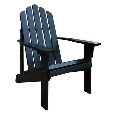 Dark-Green-Adirondack-Chairs