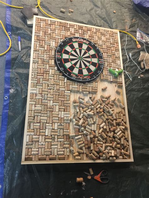 Dartboard Box Diy Design