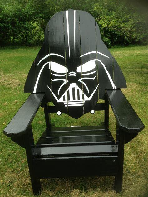 Darth-Vader-Adirondack-Chair