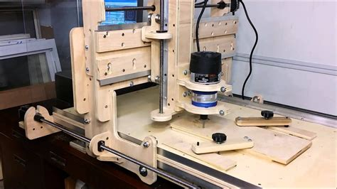 Dave Gatton Cnc Router Plans