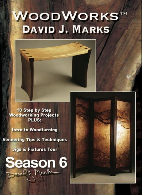 David-Marks-Woodworking-Dvd
