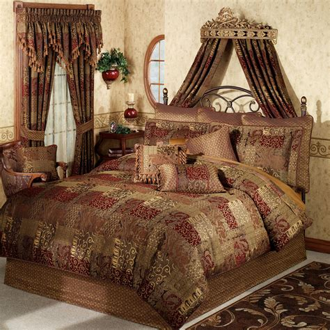Day Bed Comfort Set With Curtains