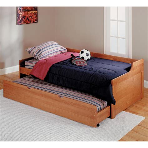 Day Bed With Trundle Plans
