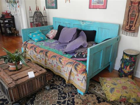 Daybed Diy With Old Doors