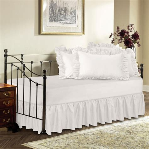 Daybed Dust Ruffles Or Bed Skirts