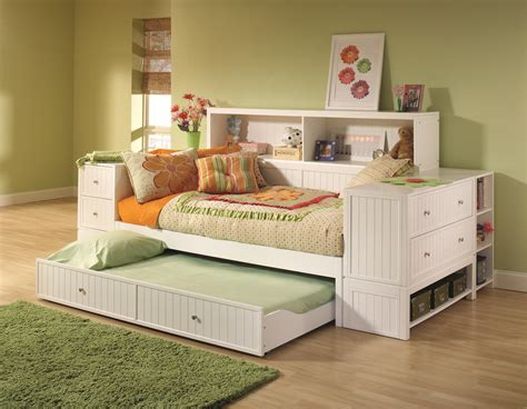 Daybed Plans With Storage Underneath