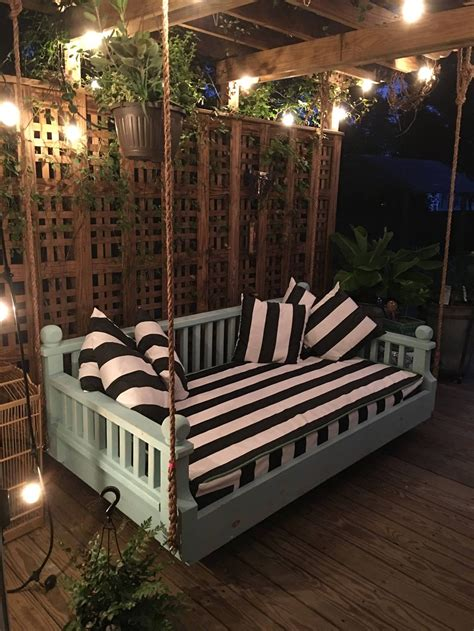 Daybed Swing Diy Plans