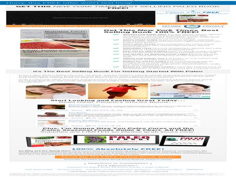 @ Deal With Paleo Reboot - 100 Commission On Nyt Bestseller .