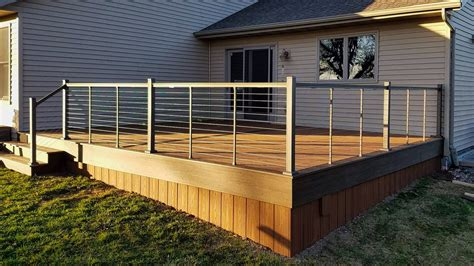 Deck And Patio Builders Madison Wi